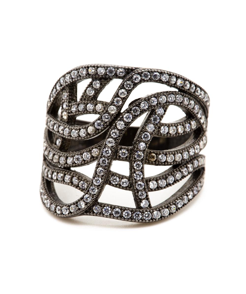 Ring Zirkonia 925er Silber