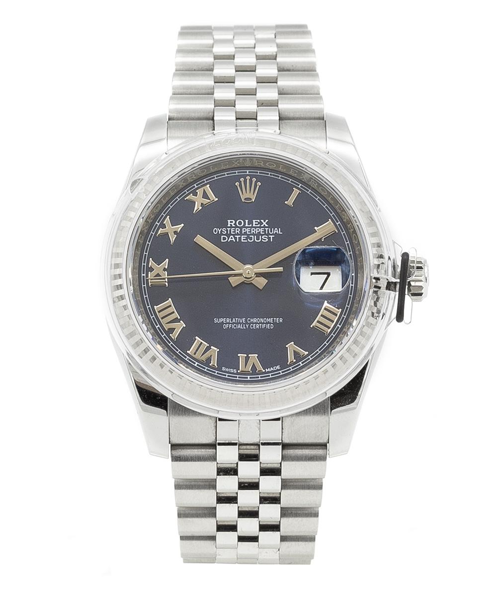 Rolex Date Just 36mm Ref:116234