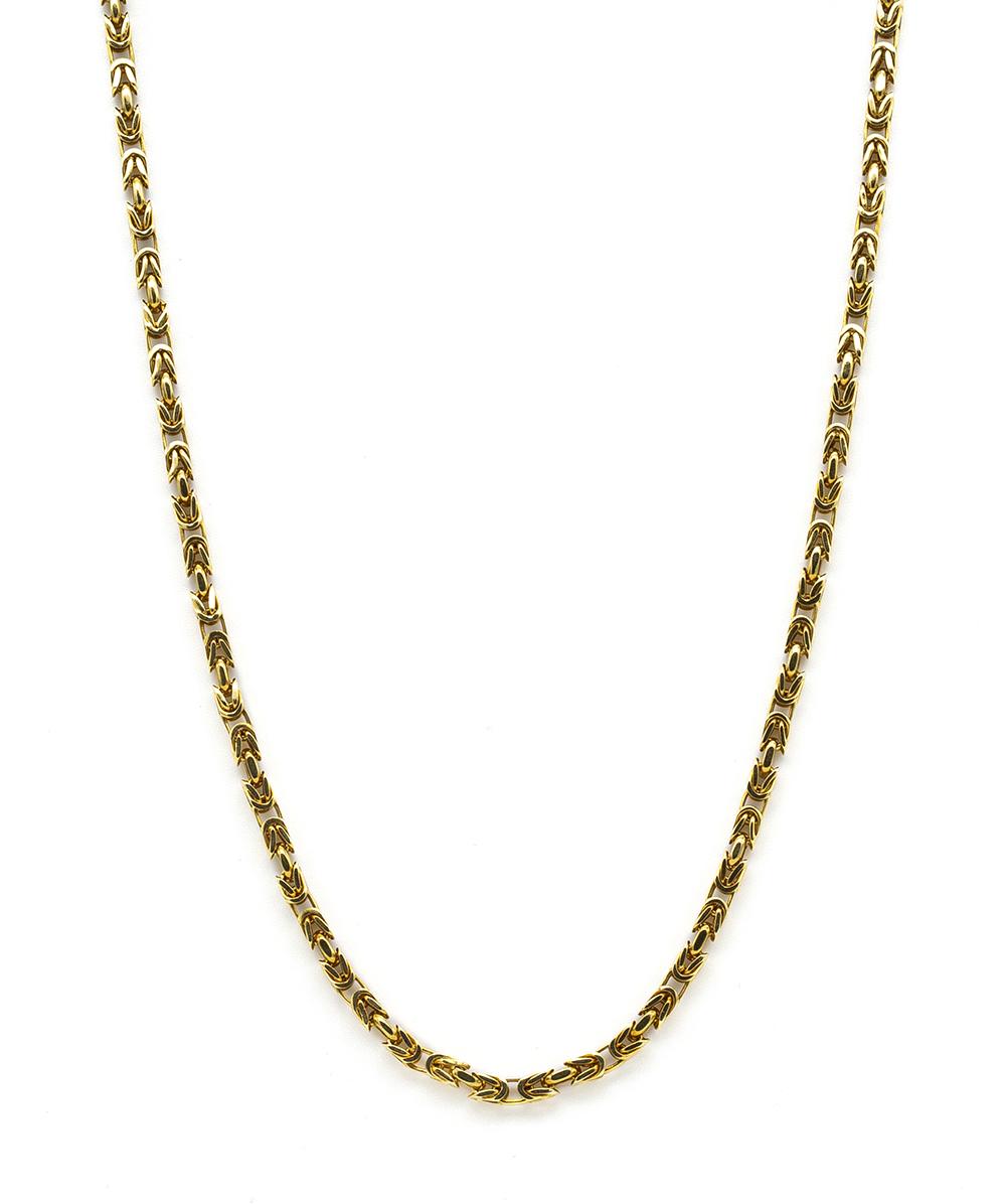 Königskette 750er Gold