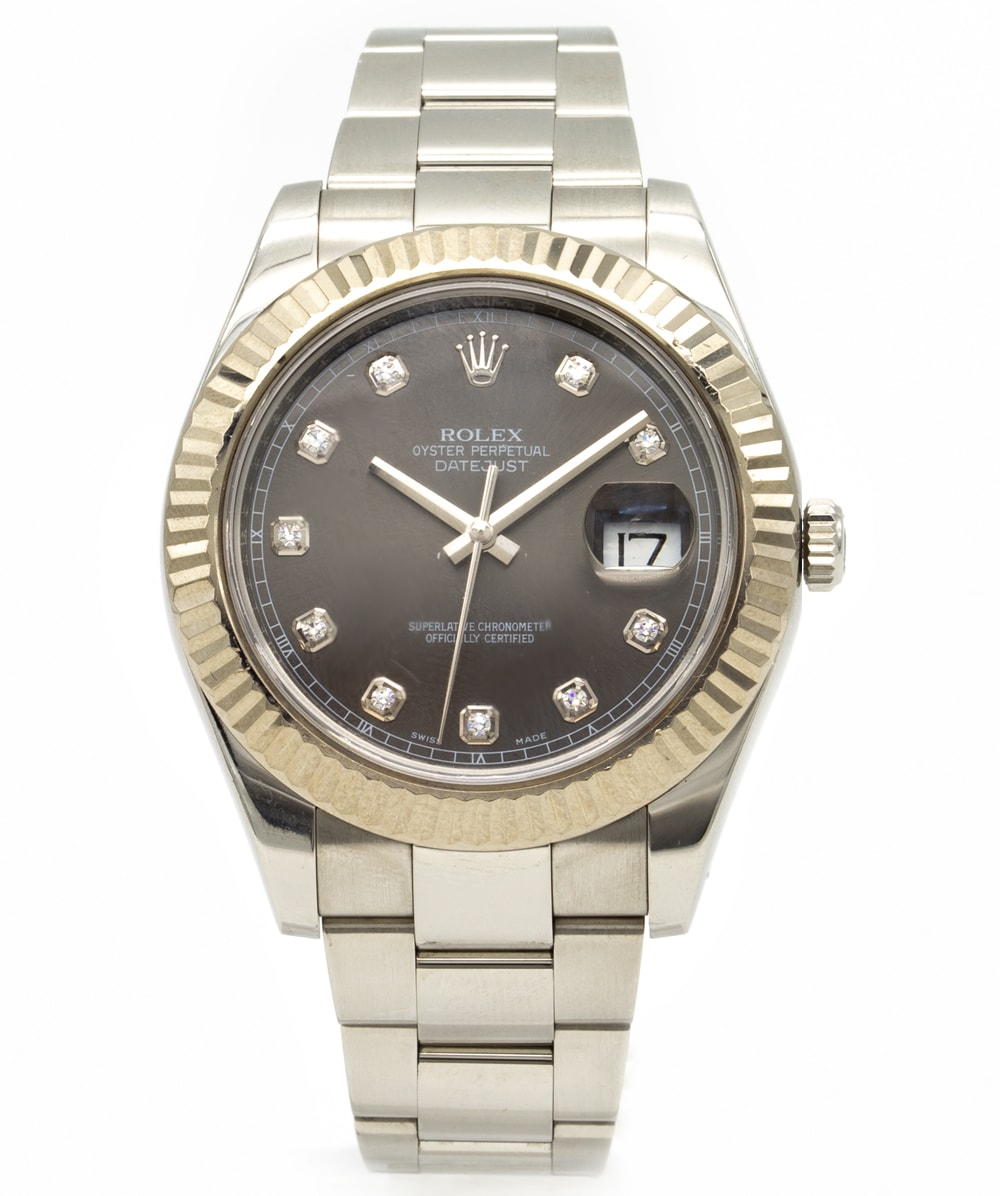 Herrenuhr Rolex Datejust 2 Ref: 116334