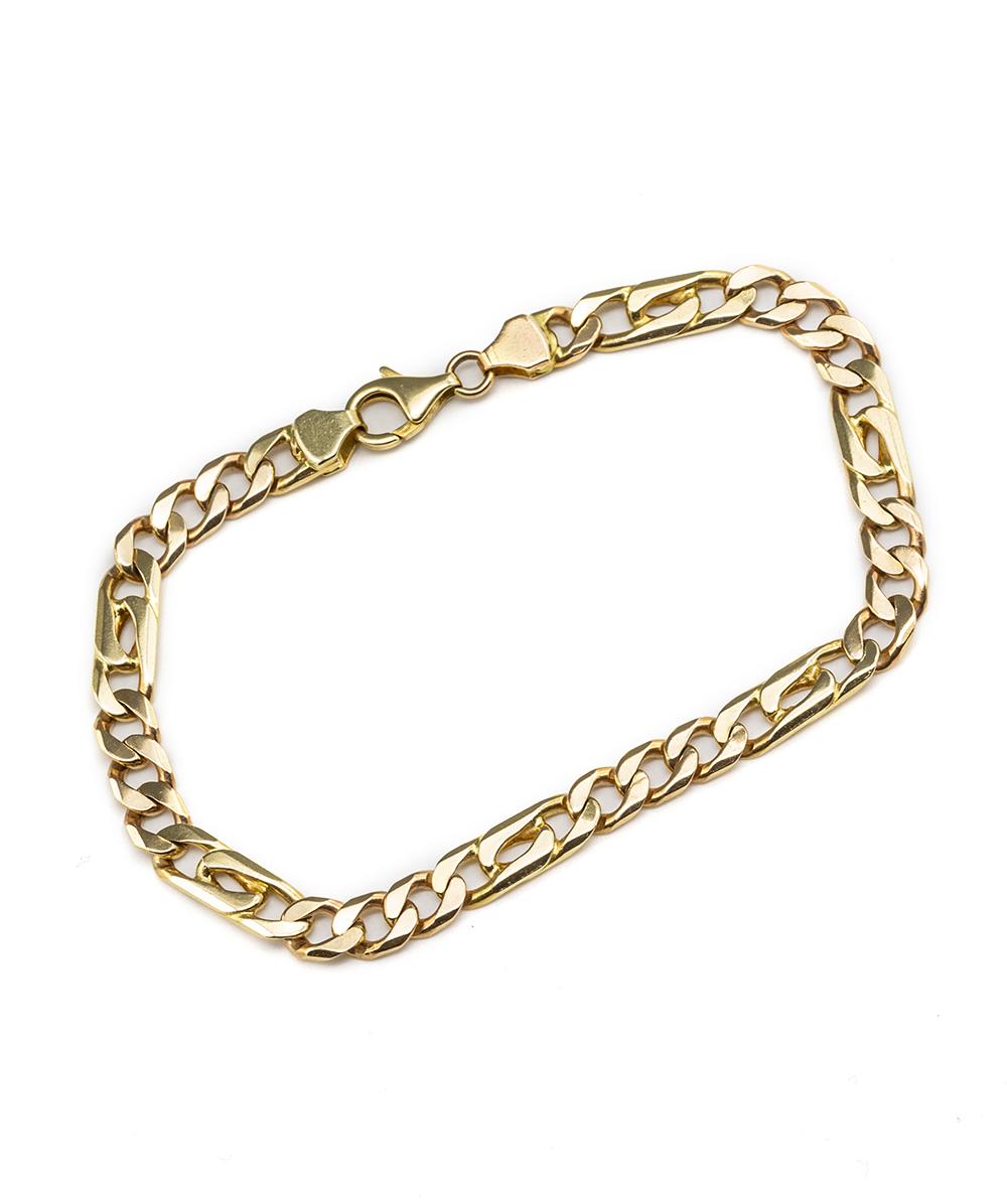 Armband 585er Gelbgold