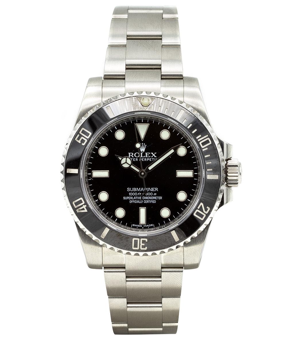 Rolex Submariner No Date Referenz: 114060