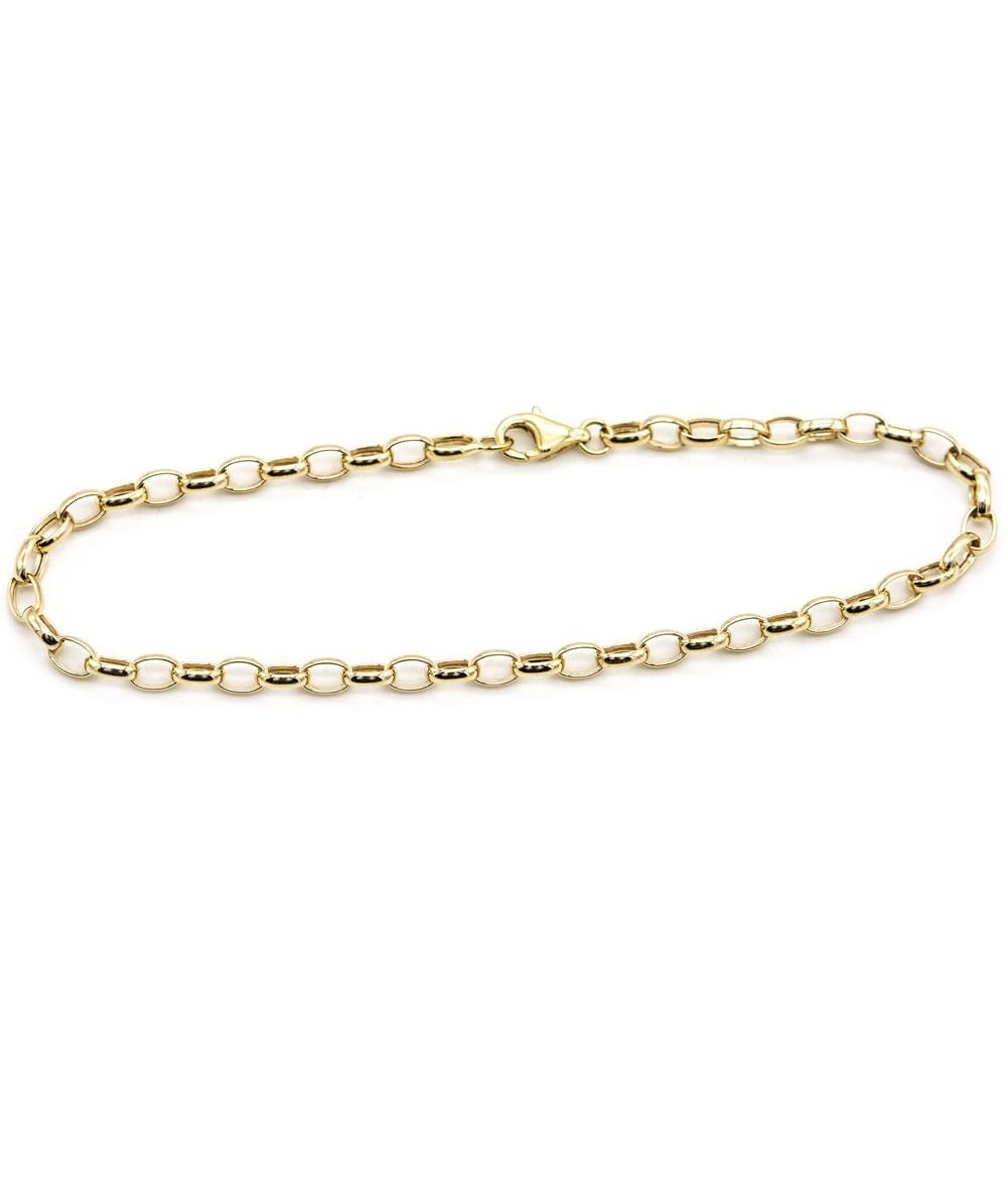 Armband 333er Gold