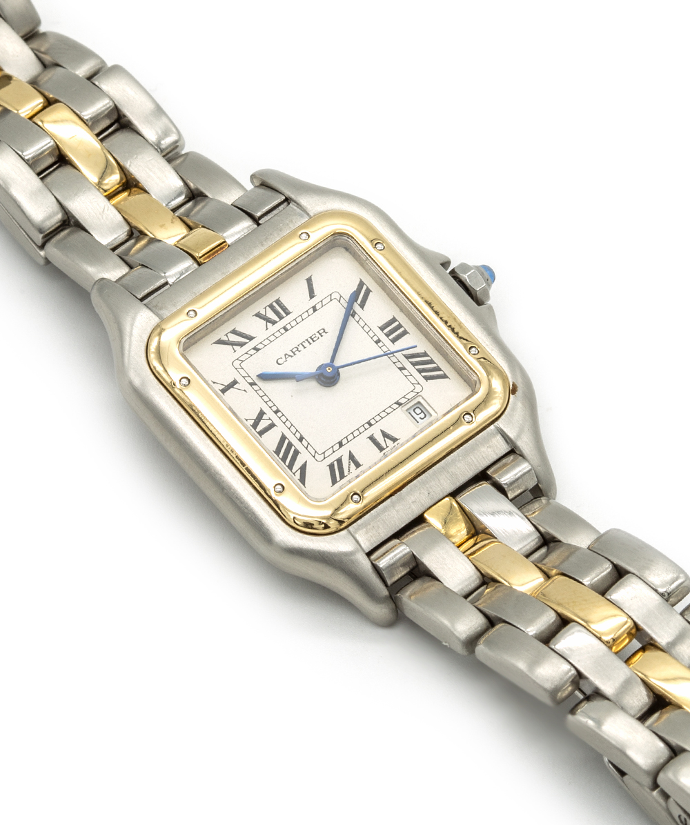 Damenuhr Cartier Panthere Date Ref.1100