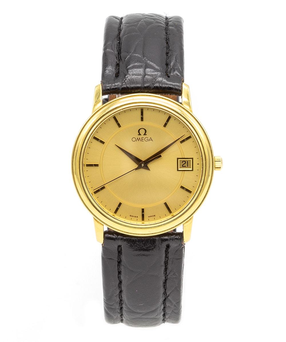 Omega Gold Classic Slim