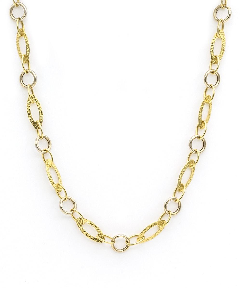 Collier 585er Gold
