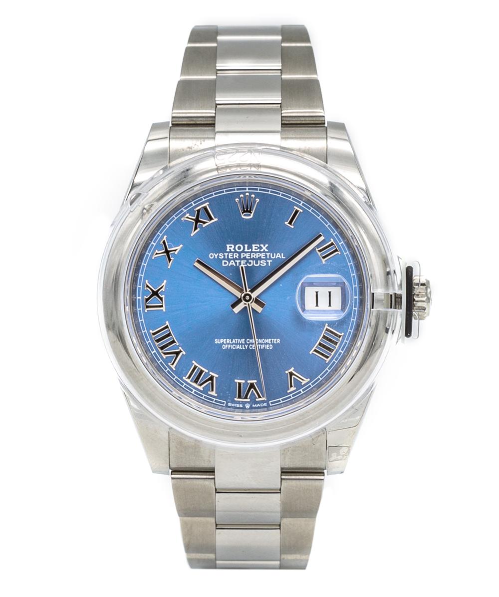 Rolex Date Just 41 Referenz: 126300