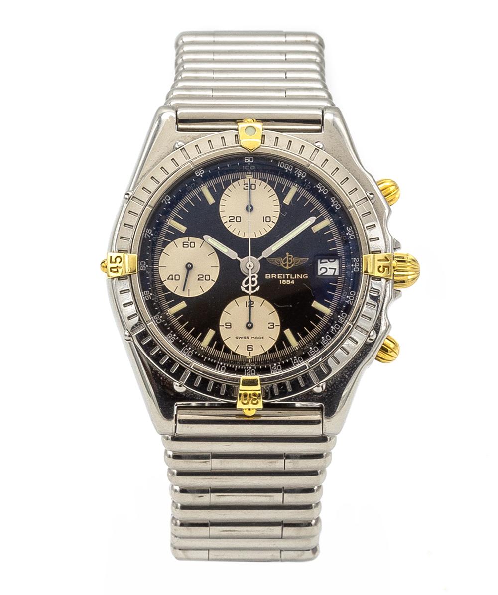 Breitling Chronomat Chronograph Stahl / Gold Referenz: A13048
