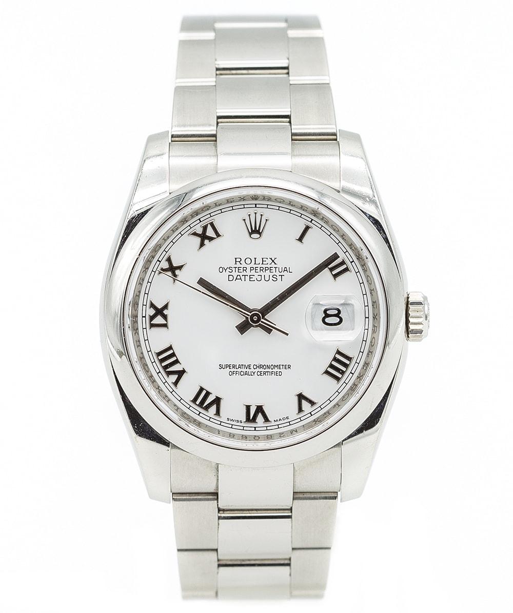 Rolex Date Just 36mm Referenz: 116200
