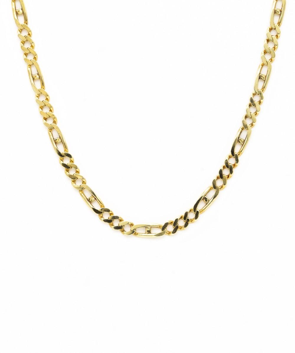 Kette Figaro 333er Gold