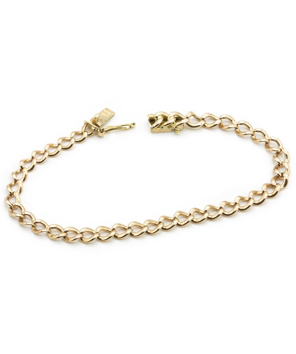 Armband 585er Rotgold