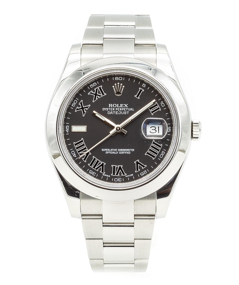 Rolex Date Just 2 Referenz: 116300