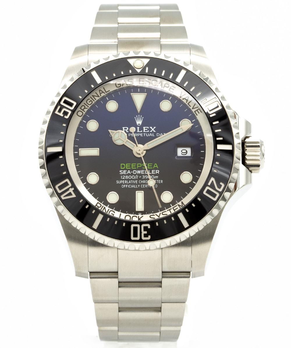Rolex Deep-Sea Stahl 126600