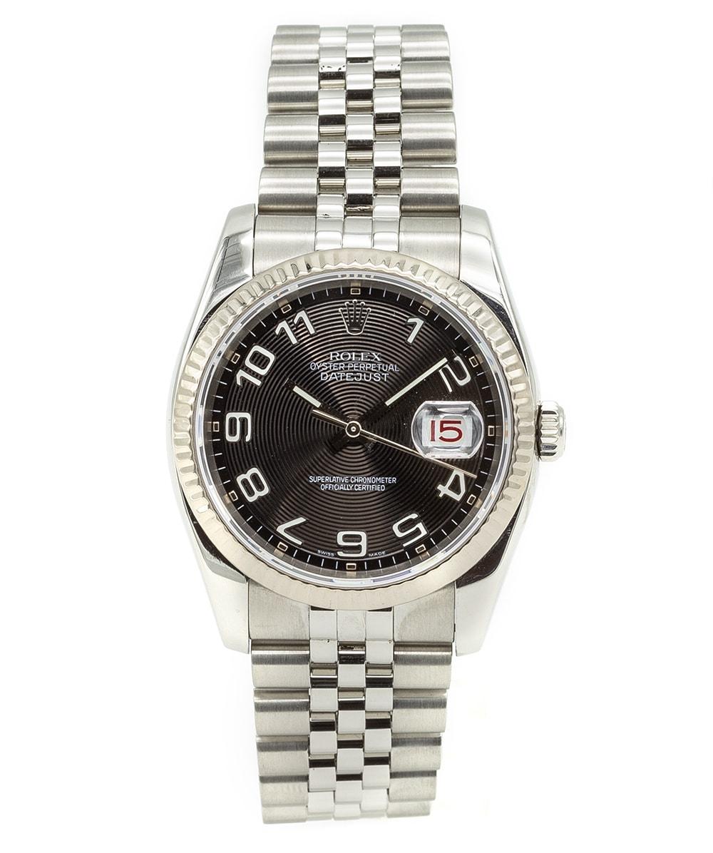 Rolex Date Just 36mm Referenz: 116234