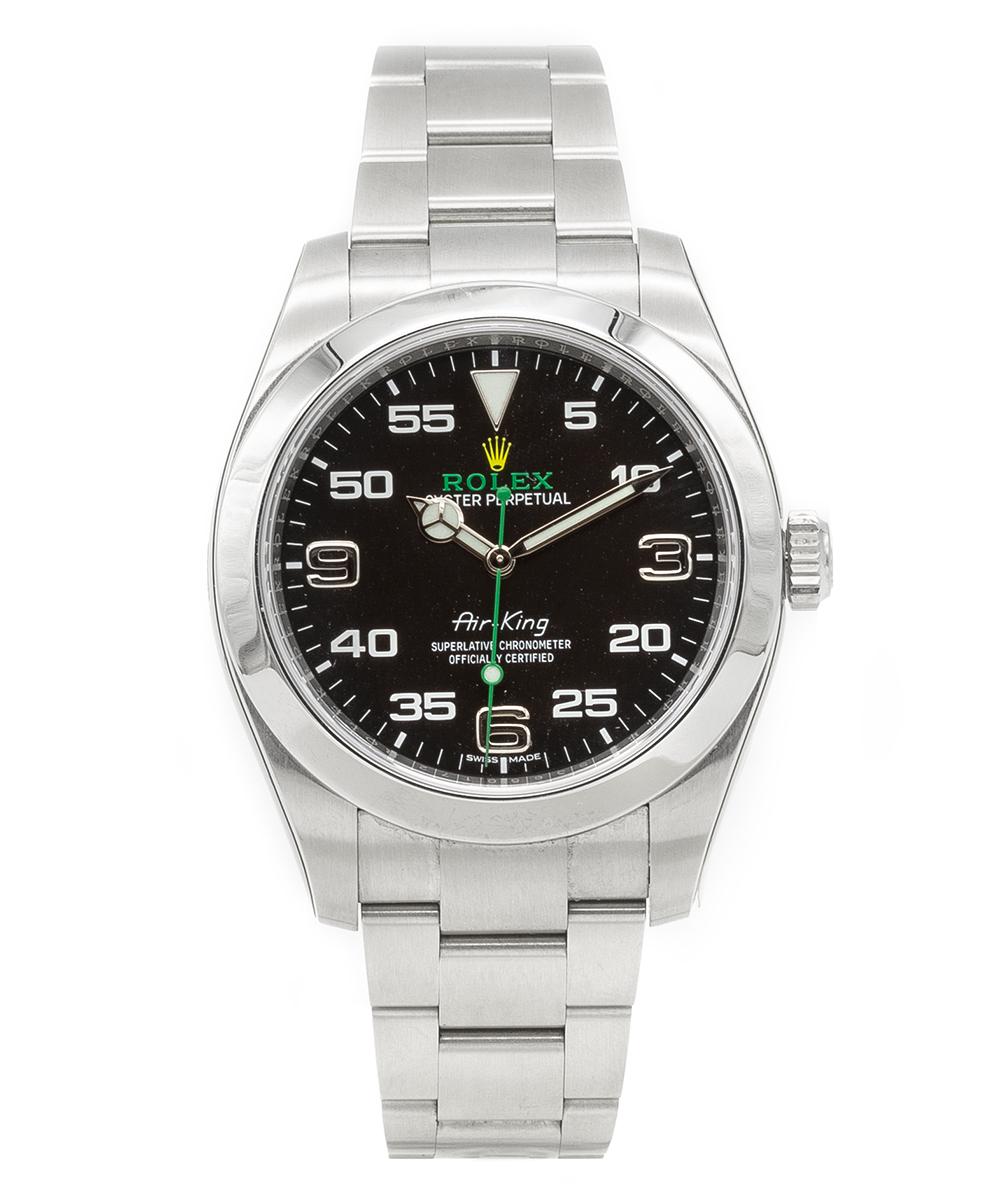 Rolex Air-King Ref:166900