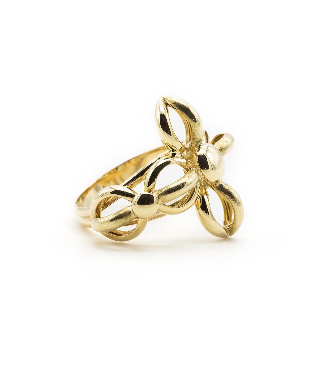 375er Gelbgold Ring