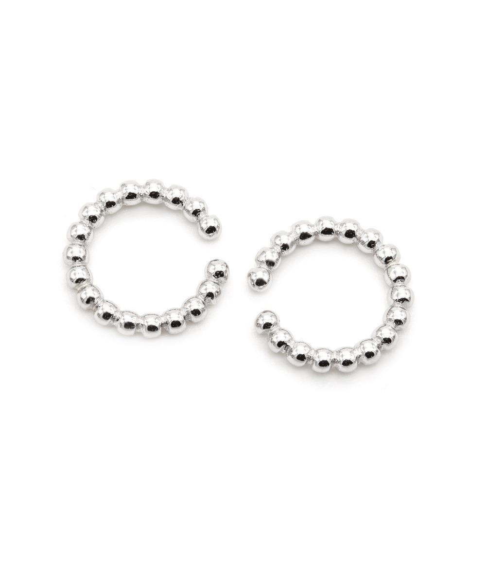 Creolen Ear cuffs 925er Silber
