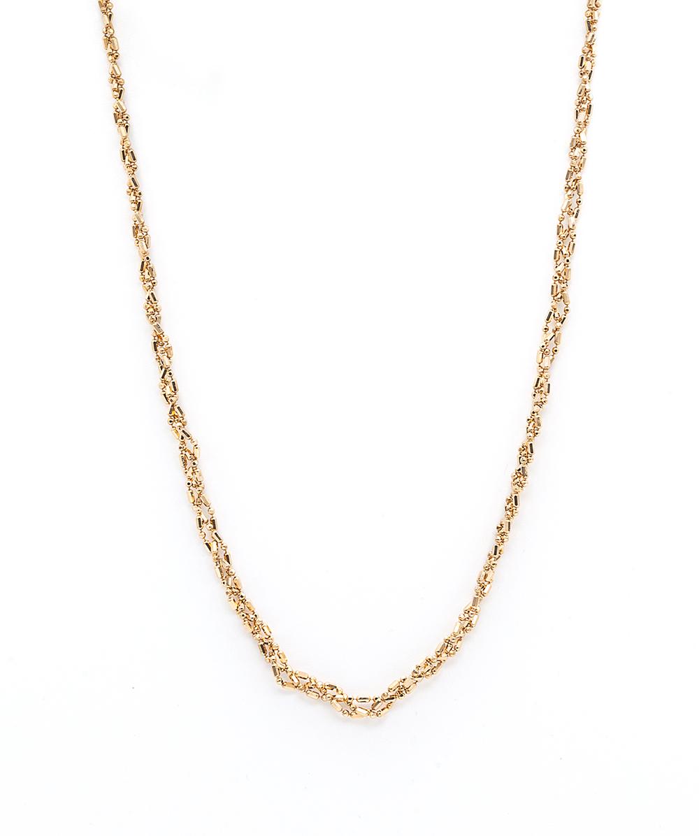 Halskette 585er Rotgold