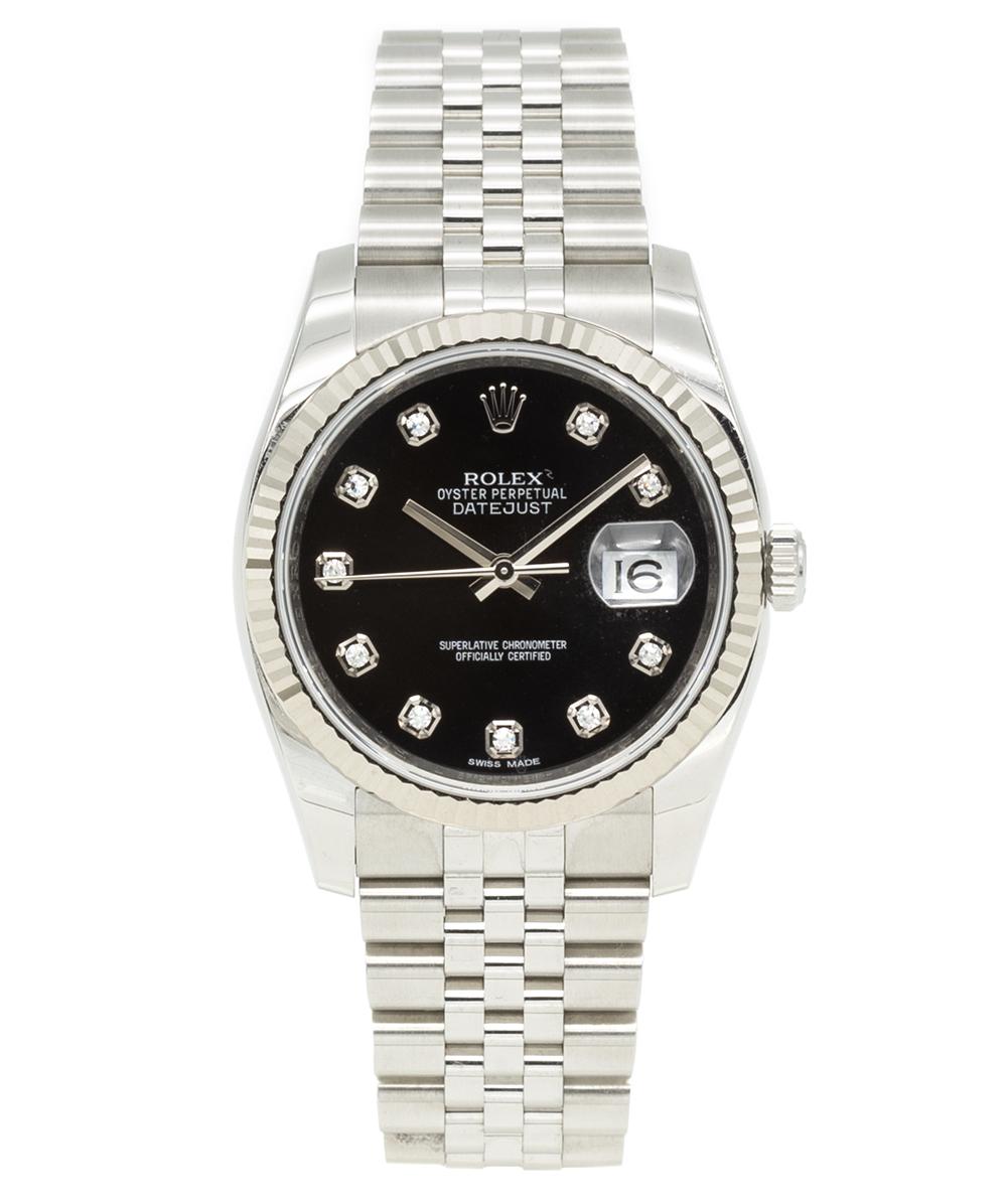 Rolex Date Just 36mm Ref: 116234