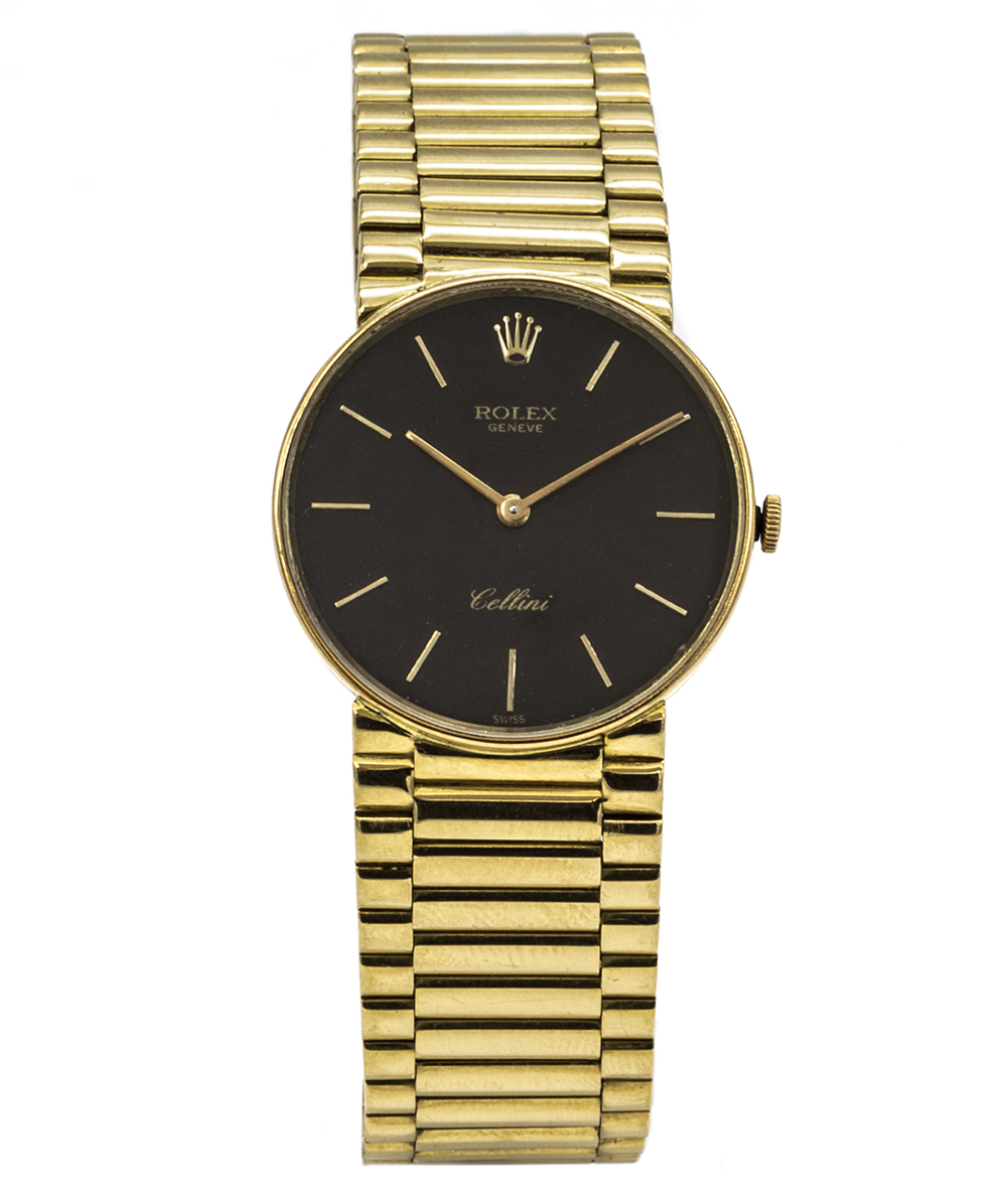 Rolex Cellini 750er Gold