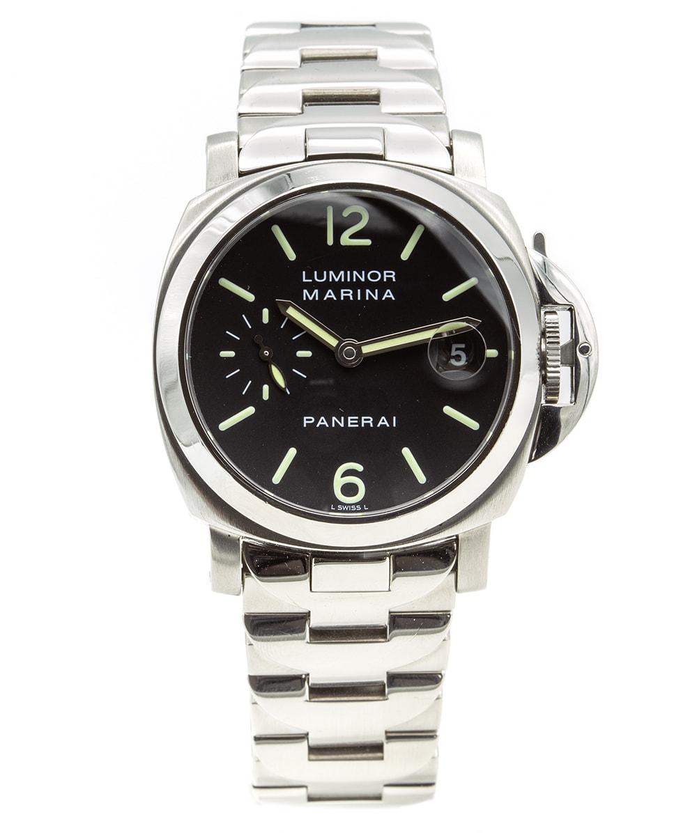 Herrenuhr Panerai Luminor Marina Pam050 | Ref: Op 6560