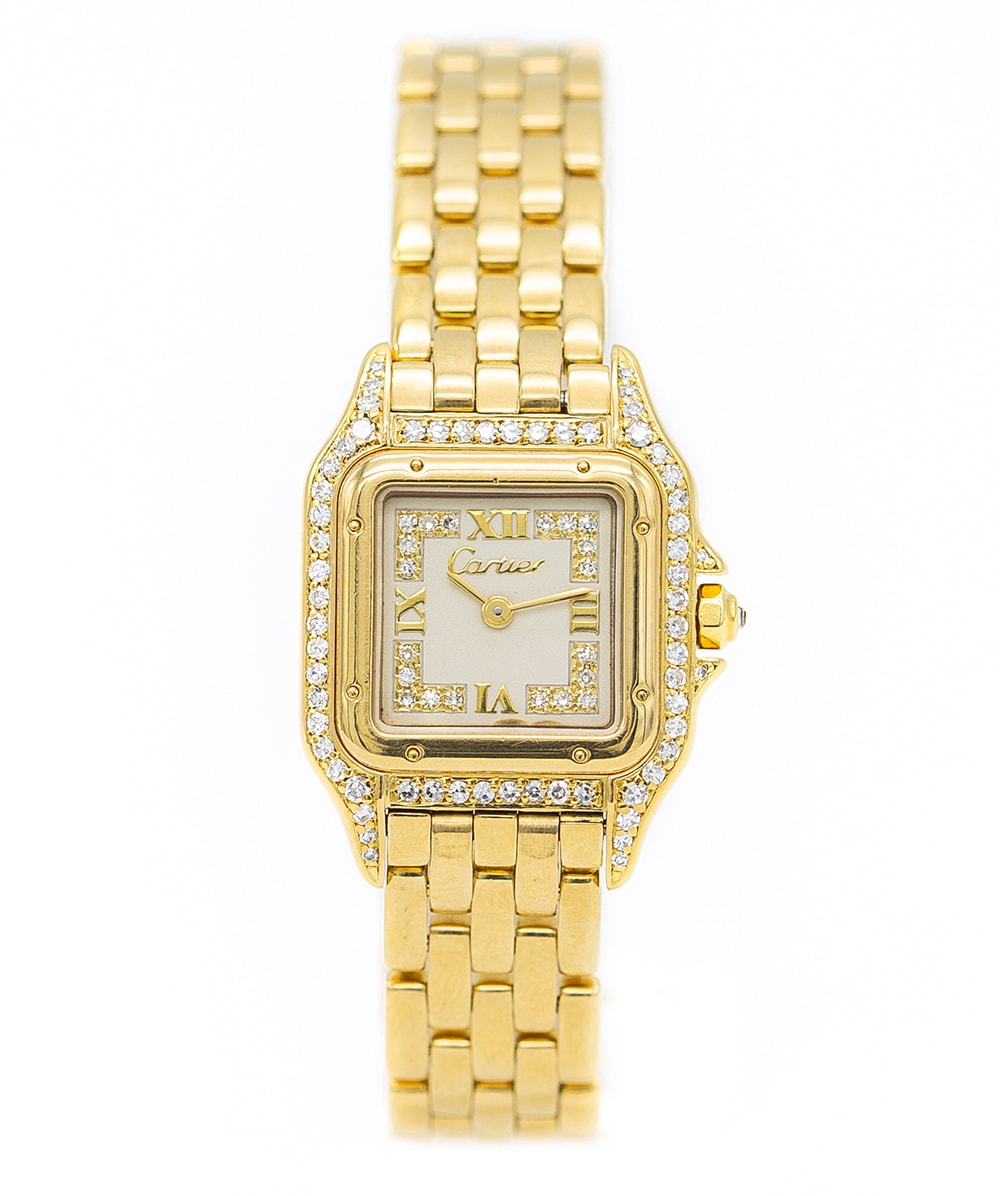 Cartier Panthere Lady 750er Gold