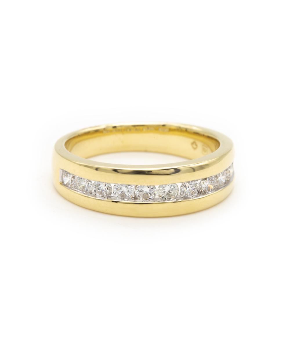 Ring Brillant 585er Gold