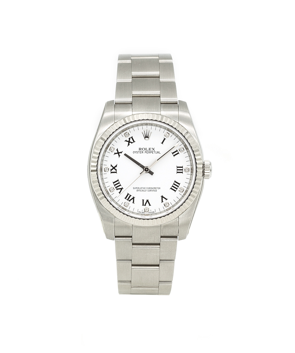 Rolex Oyster Perpetual Ref: 116034