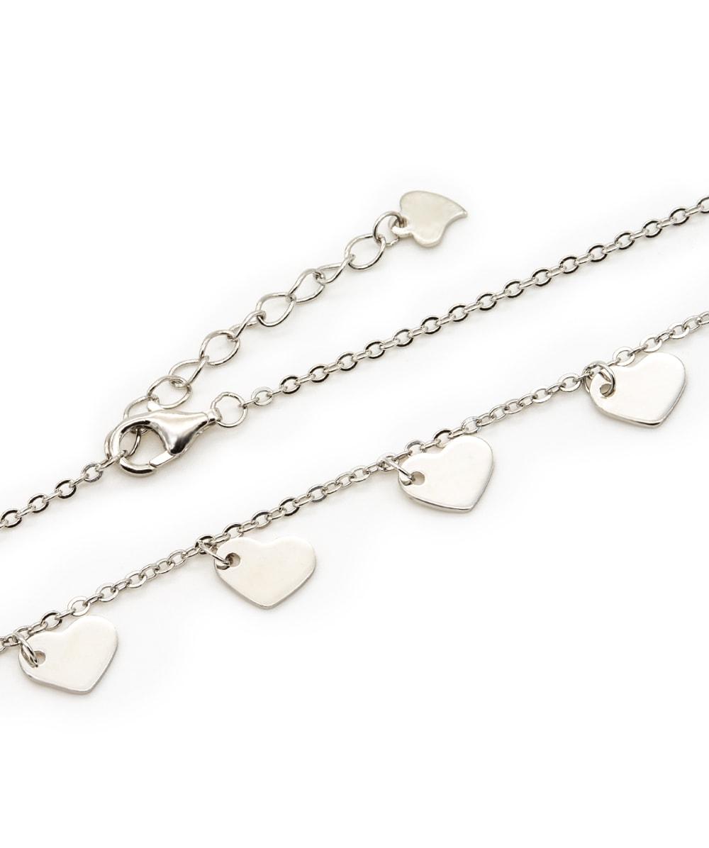 Herzkette 925er Silber