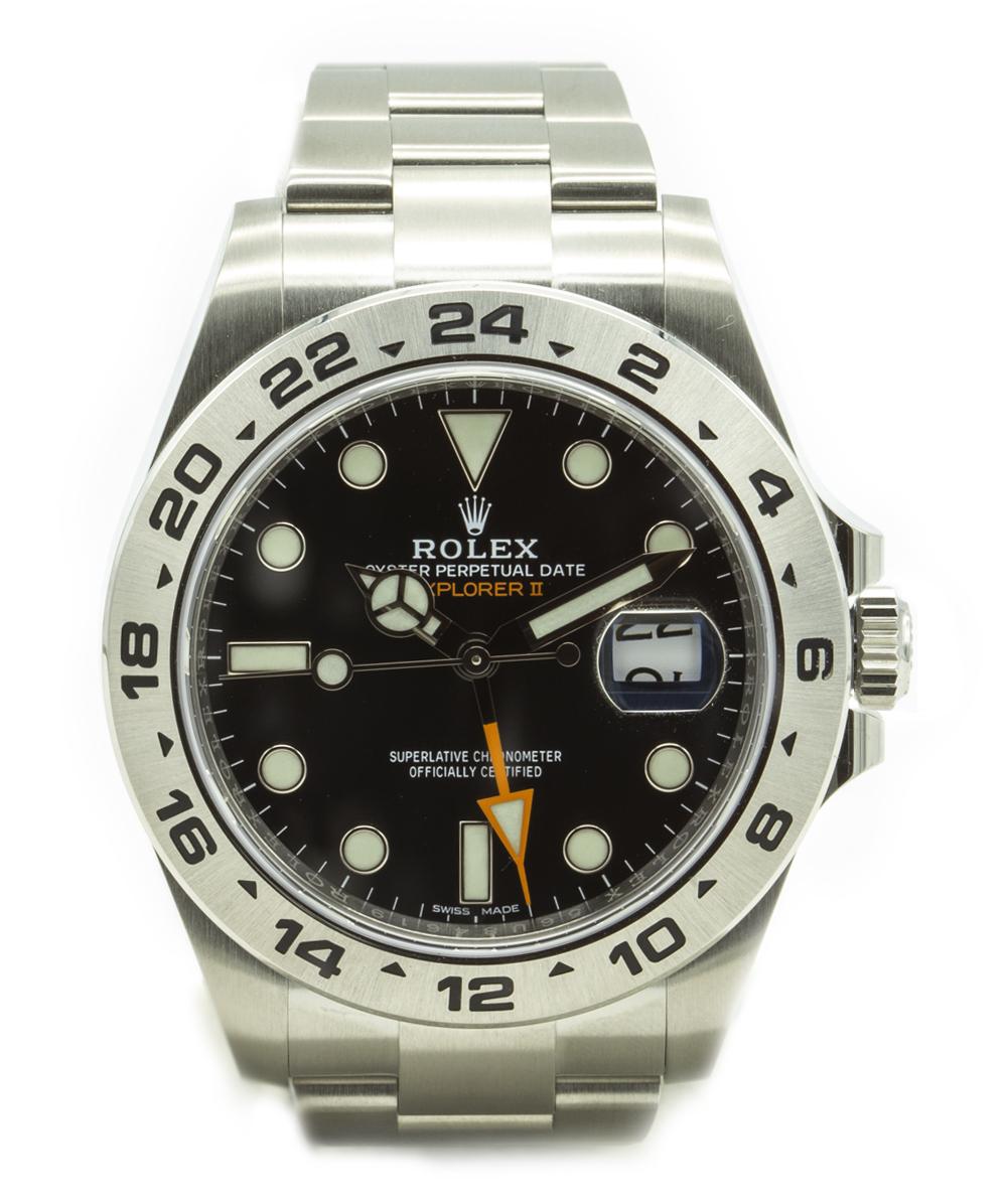 Rolex Explorer II Ref: 216570